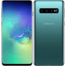 """Galaxy S10 - 6.1"""" - 128Go ROM - 8Go RAM - DualSIm - Vert Prisme"""