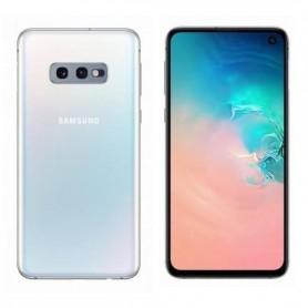 "Samsung GALAXY S10E - 5.8"" - 128Go ROM/6Go RAM - DualSim - Blanc - Garantie 24 Mois"