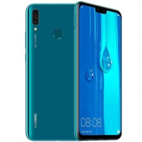 Huawei Y9 2019 - 6.5 Pouces - 16 Mpx - 64Go ROM - 4Go RAM - Bleu - Garantie 12 Mois