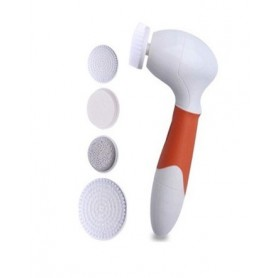Brosse électrique nettoyante soin quotidien visage et corps