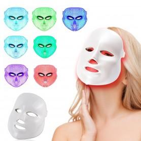 Masque Facial Led anti rajeunissement, acné, ride