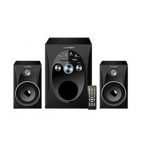Home cinéma/ Woofer Leadder Sp-227 Bluetooth /Mp3 /Usb/Card - Noir
