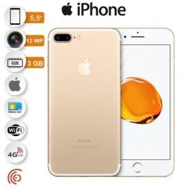 "Apple IPhone 7 Plus - 5.5"" - 4G - 3/128Go - 12Mpx - Or - Garantie 3 Mois"