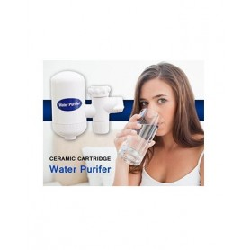 Filtre à Eau/Purificateur Domestique Simple - Blanc