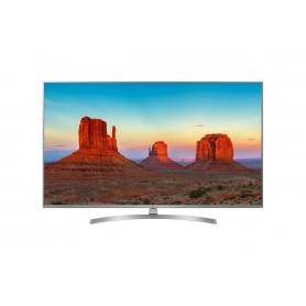 "LG TV 4K Led 55"" - Bluetooth - Gris - GARANTIE 12 MOIS"