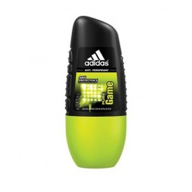 Adidas Déodorant Roll On Pure Game - 50ml