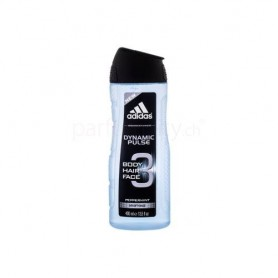 Adidas Gel Douche 250 Ml Dynamic Pulse 3 En 1 - Bleu