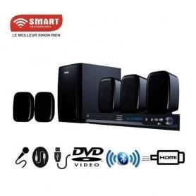 Home Cinéma - STH-5211 - 245 W - Port Usb/HDMI/Bluetooth - Noir